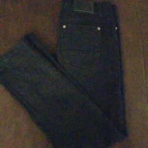 Boys size 16 black Jeans. Great condition
